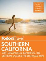 Fodor's Travel Southern California 2015