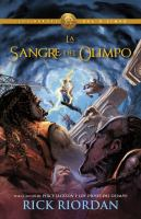 Sangre de olimpo (blood of olympus) Heroes del Olimpo Serie, Libro 5.