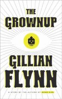 Grownup bookc cover