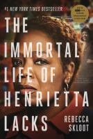 Image: The Immortal Life of Henrietta Lacks