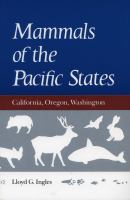 Mammals of the Pacific States