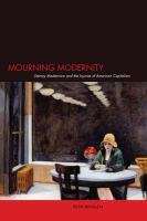 Mourning Modernity