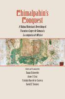 Chimalpahin's Conquest