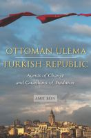 Ottoman Ulema, Turkish Republic