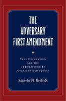 The Adversary First Amendment