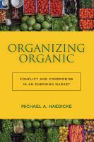 Organizing Organic