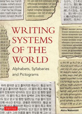 Cover image for Writing Systems of the World