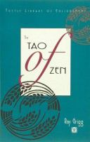 The Tao of Zen