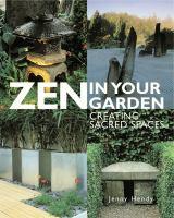 Zen in your Garden