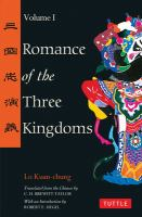 Romance of the Three Kingdoms