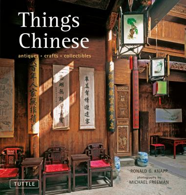 Things Chinese book cover