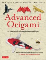 Advanced Origami