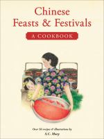 Cover of Chinese Feasts & Festivals