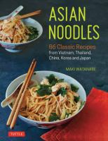 Cover of Asian Noodles: 86 Classic