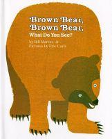Brown Bear, Brown Bear, What Do You See? Storytelling Kit