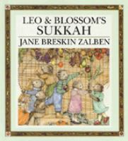 Leo & Blossom's Sukkah