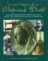 The Encyclopedia of the Victorian World