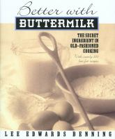Better With Buttermilk