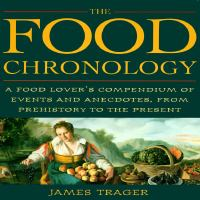 The Food Chronology