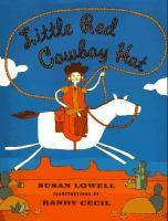 Little Red Cowboy Hat