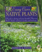 Easy Care Native Plants