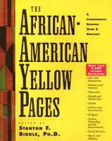 The African-American Yellow Pages