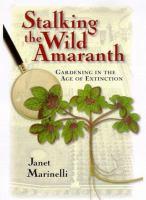Stalking the Wild Amaranth