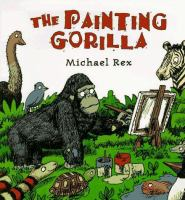 The Painting Gorilla