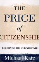 The Price of Citizenship