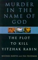 Murder in the Name of God