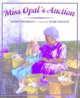 Miss Opal's Auction