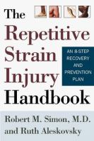 The Repetitive Strain Injury Handbook