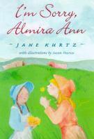 I'm Sorry, Almira Ann
