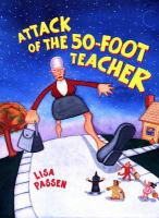 Attack of the 50-foot Teacher