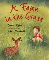 A Fawn In The Grass