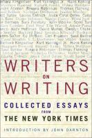Writers On Writing