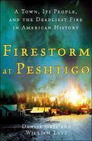Firestorm at Peshtigo