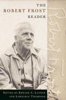 The Robert Frost Reader