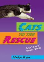 Cats to the Rescue
