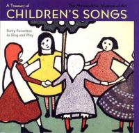 A Treasury of Children's Songs