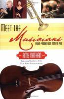 Meet the Musicians