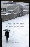 Kabul in Winter