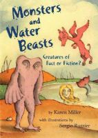 Monsters and Water Beasts