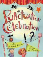 A Punctuation Celebration!