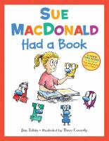 Sue McDonald Had A Book