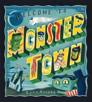 Welcome to Monstertown