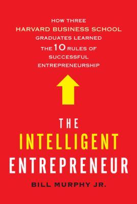Cover image for The Intelligent Entrepreneur