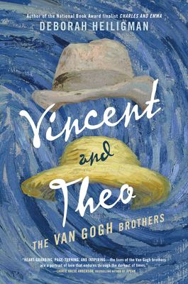 Vincent and Theo: The Van Gogh Brothers book jacket