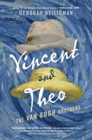 Cover of Vincent and Theo: The Van