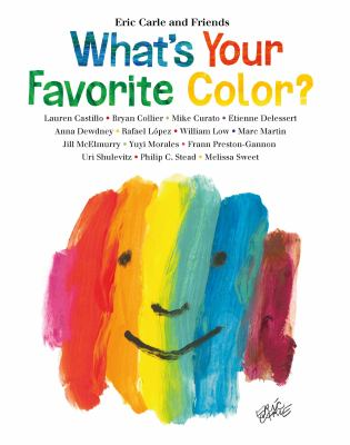 Cover image for What's your Favorite Color?